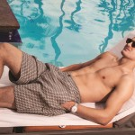 MAN CANDY: Robbie Rogers Returns To Attitude – And He's Forgotten His Shirt