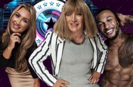 The Celebrity Big Brother Bitchfest 2014