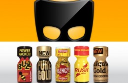 Great Wall of Grindr: Poppers & Piles, Anyone?