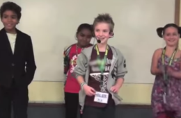 Young Boy's Rap About Being Transgender Is Beautiful