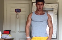 Michael Hoffman Returns For More Explicit Exercises! [NSFW]