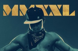 MAN CANDY: Channing Tatum Looks Buff On 'Magic Mike XXL' Poster