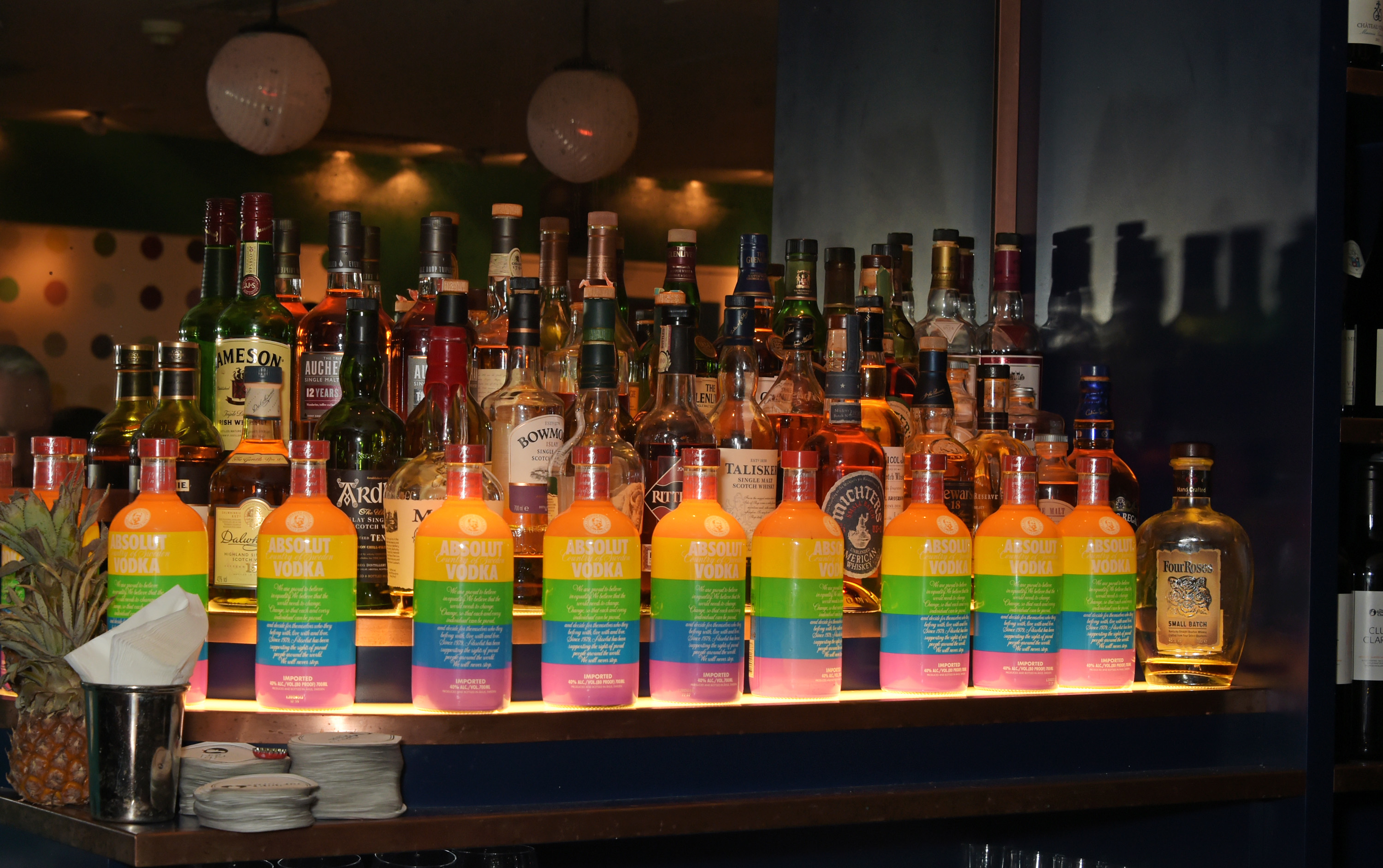 Launch Of Absolut Colours