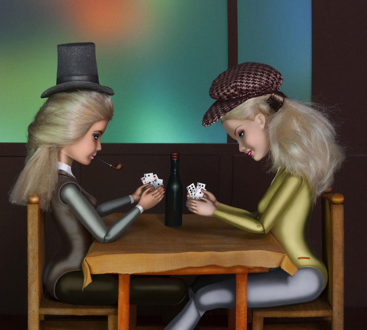 barbie-cards