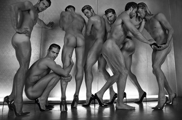 Naked celebrity porn stars