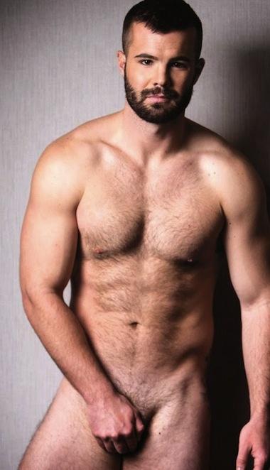 Dunn naked simon Gay bobsledder